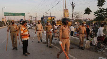 Νυχτερινή απαγόρευση της κυκλοφορίας στο Νέο Δελχί