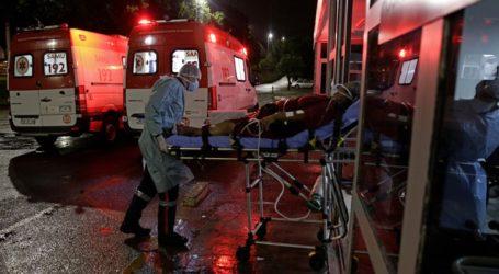 Νέο τραγικό ρεκόρ 4.195 θανάτων σε 24 ώρες