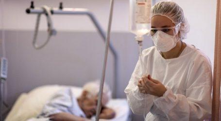 Σοβαρή η κατάσταση στα νοσοκομεία της Γαλλίας λόγω Covid-19