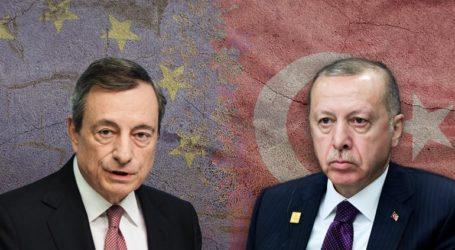 Ο Ντράγκι αποκάλεσε δικτάτορα τον Ερντογάν