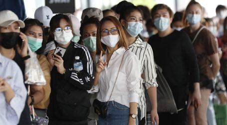 Η Ταϊλάνδη κατέγραψε 559 νέα κρούσματα κορωνοϊού σε ένα 24ωρο