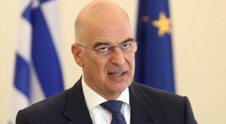 Τηλεφωνική επικοινωνία Ν. Δένδια με τον υπουργό Εξωτερικών της Αιγύπτου