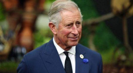 Ο πρίγκιπας Κάρολος απέτισε φόρο τιμής στον πατέρα του Φίλιππο
