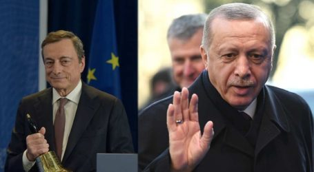 Η Τουρκία «παγώνει» την αγορά ιταλικών ελικοπτέρων σε «αντίποινα» για τις δηλώσεις Ντράγκι