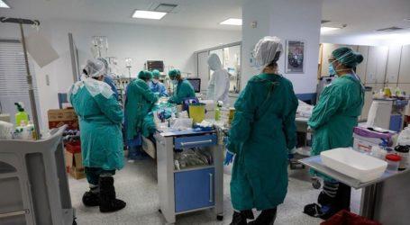 Aυξάνεται ο αριθμός των ασθενών με COVID-19 στις ΜΕΘ