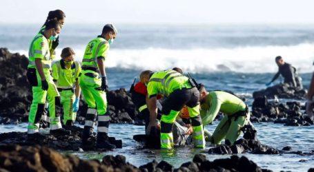 Τουλάχιστον τέσσερις μετανάστες βρέθηκαν νεκροί ανοικτά των Καναρίων στην Ισπανία