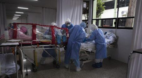 126 θάνατοι το τελευταίο 24ωρο στο Μεξικό