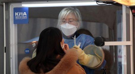 Καταγράφηκαν 587 νέα κρούσματα κορωνοϊού στη Νότια Κορέα