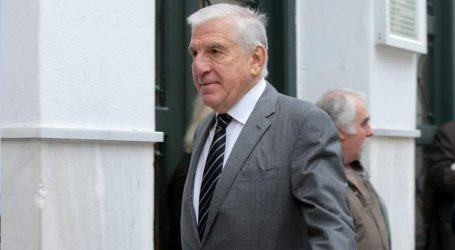 Σε συμπληρωματική απολογία κλήθηκε ο πρώην υπουργός Γιάννος Παπαντωνίου