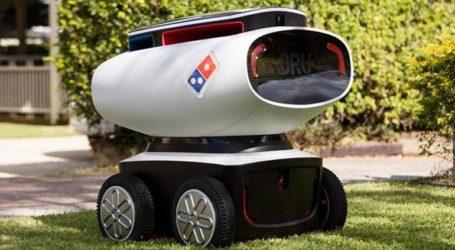 Η Domino's και η Nuro θα ξεκινήσουν τις διανομές πίτσας με ρομπότ στο Χιούστον