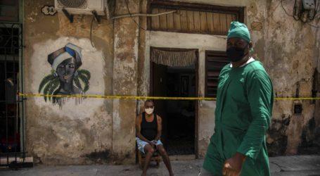 Αρνητικό ρεκόρ ημερήσιων θανάτων στην Κούβα