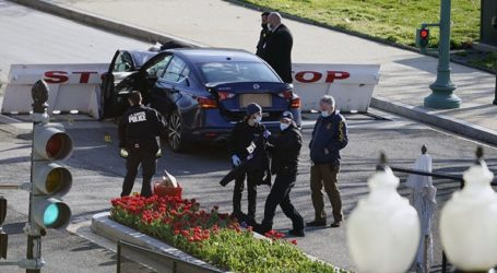 Στη Ροτόντα του Καπιτωλίου θα ταφεί ο αστυνομικός που σκοτώθηκε στην επίθεση της 2ας Απριλίου