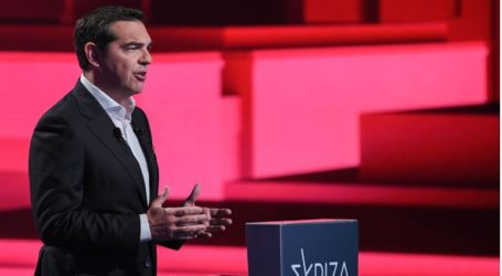 Ο Αλέξης Τσίπρας παρουσίασε το σχέδιο του ΣΥΡΙΖΑ για την επανεκκίνηση της οικονομίας