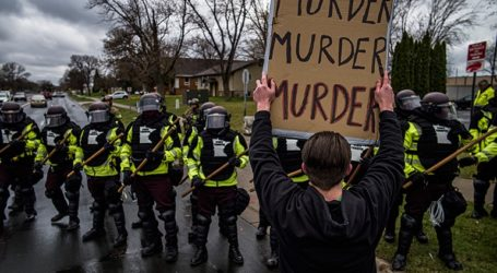 Παραιτήθηκαν ο αρχηγός της αστυνομίας και η αστυνομικός που πυροβόλησε θανάσιμα τον Ντόντε Ράιτ στη Μινεσότα