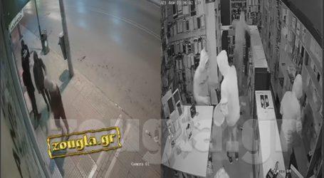 Επιδρομή πενταμελούς συμμορίας σε κατάστημα τεχνολογίας στο Περιστέρι