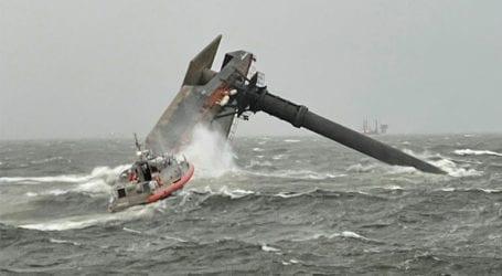 Ένας νεκρός και 12 αγνοούμενοι μετά από ανατροπή σκάφους στα ανοιχτά της Λουιζιάνα