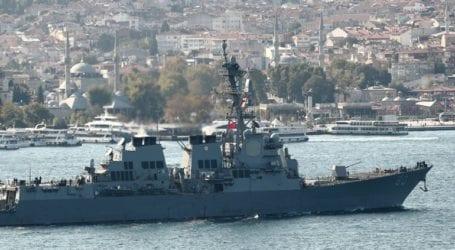 Οι ΗΠΑ ακύρωσαν την ανάπτυξη πολεμικών πλοίων στη Μαύρη Θάλασσα