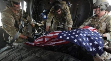 """""""Μέσα μαζί, στην προσαρμογή μαζί, έξω μαζί"""", το ΝΑΤΟ και οι ΗΠΑ για την απόσυρση από το Αφγανιστάν"""
