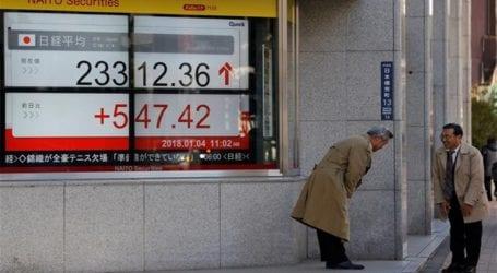 Ανοδικά άνοιξε το χρηματιστήριο του Τόκιο