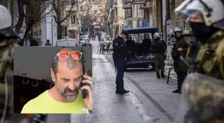 Απαλλάχθηκε ο λιμενικός Παναγιώτης Χριστοφορίδης για την επιχείρηση Εξάρχεια