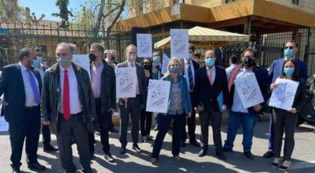 Ζητούν άνοιγμα δικαστηρίων και οικονομική στήριξη