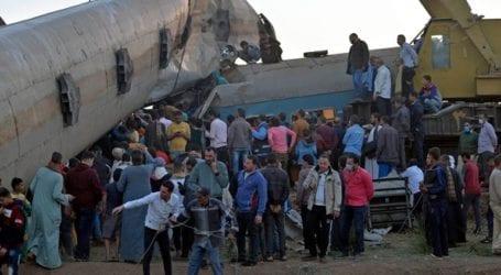 15 τραυματίες από εκτροχιασμό τρένου στην περιοχή του Δέλτα του Νείλου