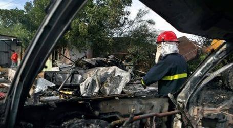 Τέσσερις νεκροί από έκρηξη παγιδευμένου αυτοκινήτου στη Σαντρ Σίτι της Βαγδάτης