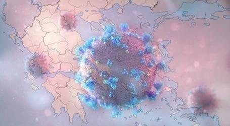 Ανακοινώθηκαν 1.861 κρούσματα στην Αττική και 521 στη Θεσσαλονίκη σε ένα 24ωρο