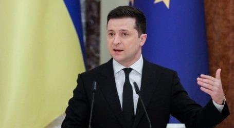 Ο Ζελένσκι ζητεί την ένταξη της Ουκρανίας σε Ε.Ε. και ΝΑΤΟ