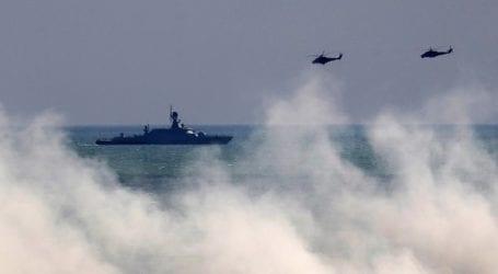 Το Κίεβο κατηγορεί τη Ρωσία ότι αποκλείει ένα μέρος της Μαύρης Θάλασσας για τα ξένα πολεμικά πλοία