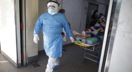 Αρνητικό ρεκόρ ημερήσιων θανάτων και κρουσμάτων στην Αργεντινή