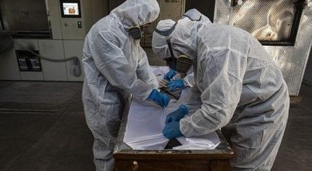 Η Ρωσία ανακοίνωσε 9.321 νέα κρούσματα και 398 θανάτους λόγω Covid-19