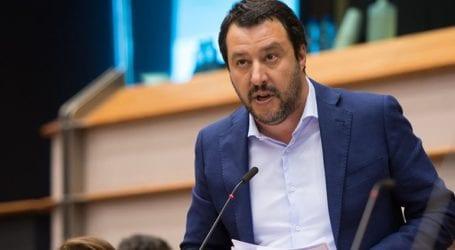 Ο Ματέο Σαλβίνι παραπέμπεται σε δίκη για στέρηση ατομικής ελευθερίας σε 147 μετανάστες