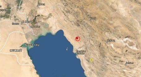 Δύο τραυματίες από τον σεισμό των 5,8 Ρίχτερ στο νότιο Ιράν