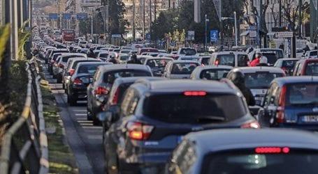 Αυξημένη κατά 34,3% η κίνηση στην Αττική κατά τα δύο τελευταία Σαββατοκύριακα