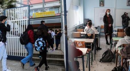 """""""Στόχος το άνοιγμα όλων των σχολικών βαθμίδων στις 10 Μαΐου"""""""