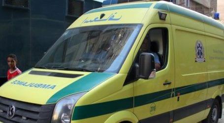Σχεδόν 100 τραυματίες από εκτροχιασμό τρένου στην Αίγυπτο