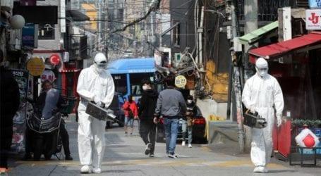 Νότια Κορέα: Σχεδόν 115.000 κρούσματα κορωνοϊού