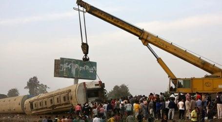 Συλλυπητήριο μήνυμα για τη σιδηροδρομική τραγωδία στην Αίγυπτο
