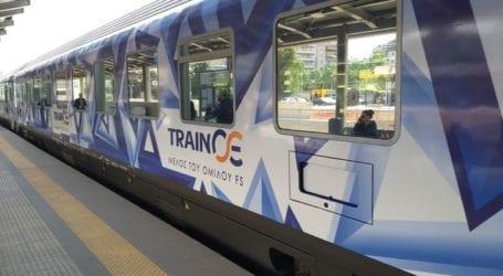 Επαναλειτουργούν τρία δρομολόγια Intercity Αθήνα-Θεσσαλονίκη-Αθήνα από 22/4 έως 10/5
