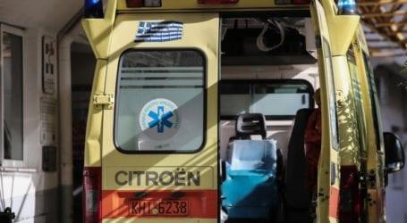 Παράσυρση πεζού από λεωφορείο στη Θεσσαλονίκη
