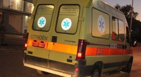 Tροχαίο με εγκατάλειψη τραυματισμένου δικυκλιστή στην Πάτρα