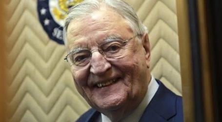 Απεβίωσε ο πρώην αντιπρόεδρος των ΗΠΑ, Ουόλτερ Μοντέιλ