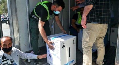 Η Βιέννη θα συντονίσει τη διανομή εκατοντάδων χιλιάδων δόσεων του εμβολίου της Pfizer στα δυτικά Βαλκάνια