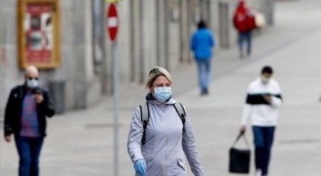 Η Ρωσία ανακοίνωσε 8.164 νέα κρούσματα Covid-19 και 379 θανάτους