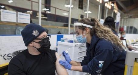 Το εμβόλιο της AstraZeneca εγκρίθηκε για τους άνω των 45 ετών στο Κεμπέκ