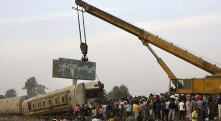 Στους 23 οι νεκροί από τον εκτροχιασμό τρένου στην Αίγυπτο