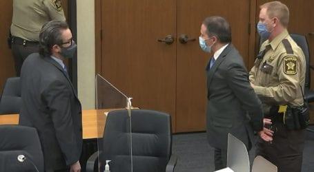 Οι πρώτες αντιδράσεις στην ετυμηγορία στη δίκη του Ντέρεκ Σόβιν