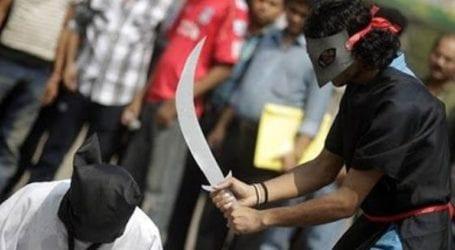 """""""Αμείλικτη και τρομακτική η χρήση της θανατικής ποινής στη Μέση Ανατολή"""""""