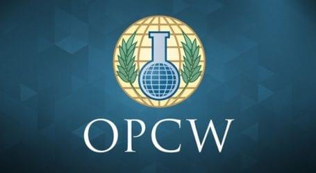 Η Συρία έχασε τα δικαιώματα ψήφου στον Οργανισμό για την Απαγόρευση των Χημικών Όπλων